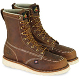 "Thorogood Men's USA Made Amer. Heritage 8"" Stl Toe Work Boot 804-4478  - Overlook Boots"