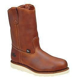Thorogood Men's USA Made Amer. Heritage Wellington Work Boot 814-4208 7 / Medium / Tobacco - Overlook Boots
