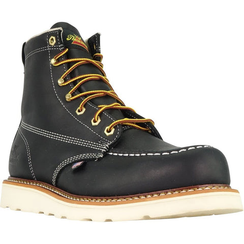"Thorogood Men's USA Made American Heritage 6"" Work Boot - 814-6201  - Overlook Boots"
