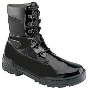 "Thorogood Men's USA Made Commando Plus 8"" Duty Boot - Black - 831-6823 7 / Medium / Black - Overlook Boots"