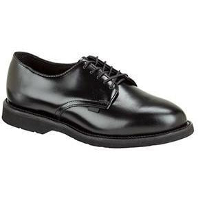 Thorogood Men's USA Made Leather Oxford Duty Shoe - Black- 834-6027 7 / Medium / Black - Overlook Boots