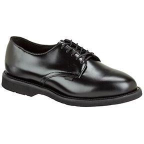 Thorogood Women's USA Made Classic Leather Oxford Duty Shoe - 534-6047 5.5 / Medium / Black - Overlook Boots