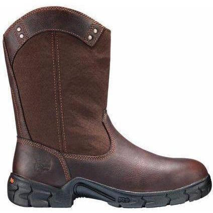 Timberland Pro Men S Excave Steel Toe Pull On Work Boot