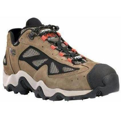 Timberland PRO Men's Gorge Steel Toe ESD Work Shoe - Tan - TB081016214 7 / Medium / Tan - Overlook Boots