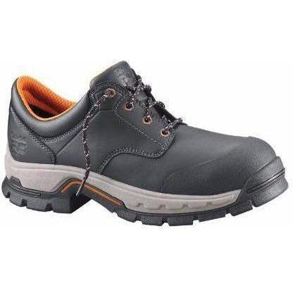 Timberland PRO Men's Stockdale Alloy Toe Work Shoe -Black- TB01100A001 7 / Medium / Black - Overlook Boots