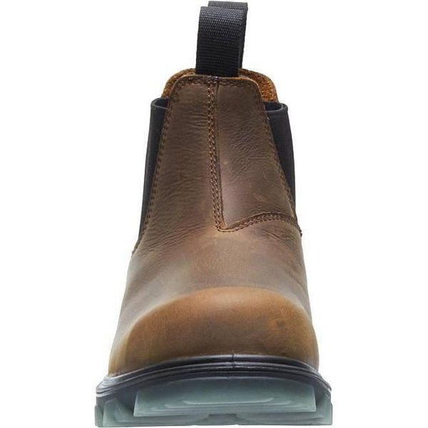 295adf87e55 Wolverine Men's I-90 EPX Waterproof Romeo Work Boot - Brown - W10790