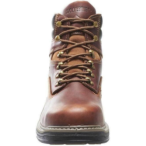 79146aede4a Wolverine Men's Raider Steel Toe EH 6