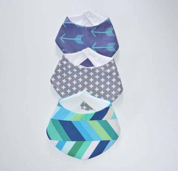Bandana Bibs - Adventure Collection