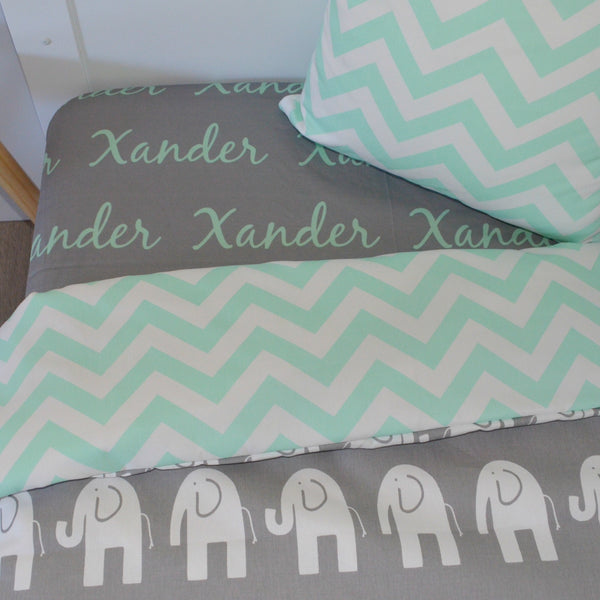 Personalised Fitted Sheet