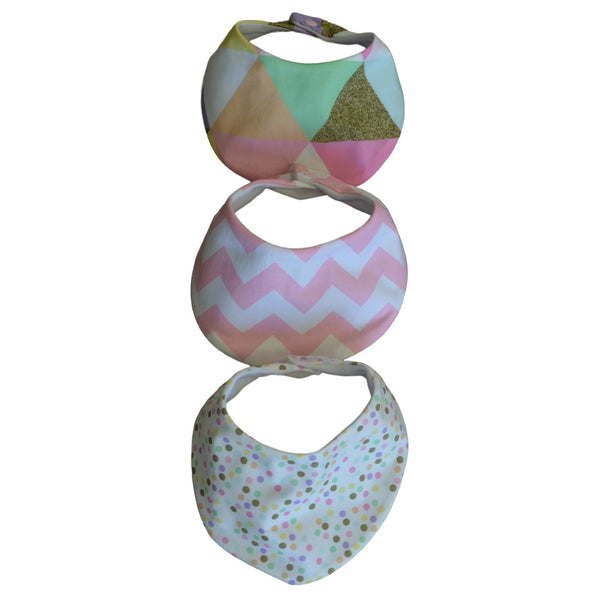 Bandana Bibs - Spring Love Collection