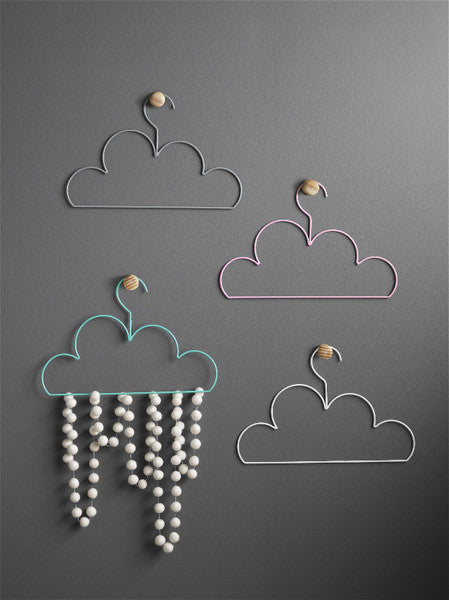 Cloud Coat Hanger | Pink