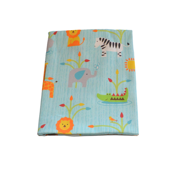 Safari Groove Organic Swaddle Blanket
