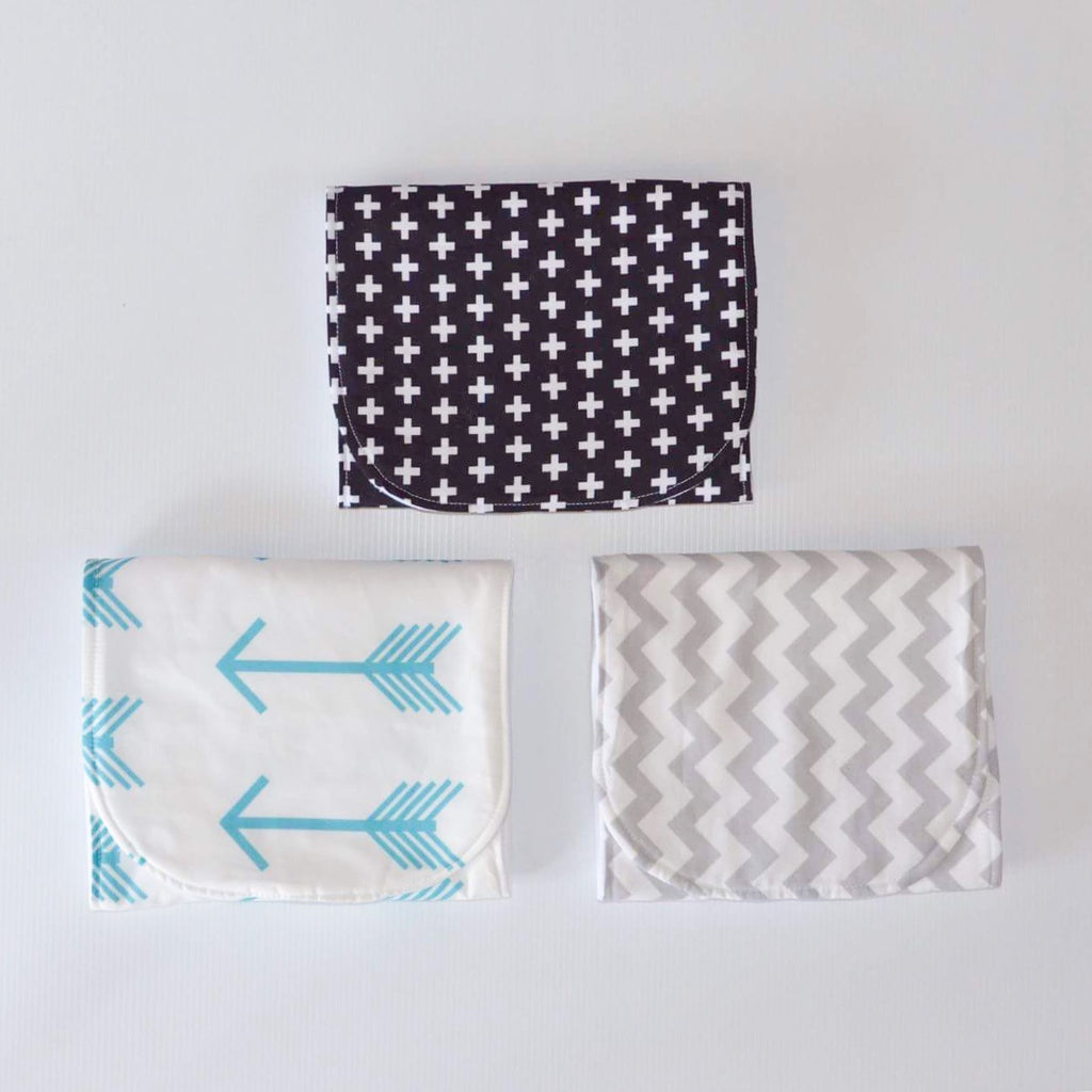 Burp Cloths - Gee-Ee-Ohh Collection