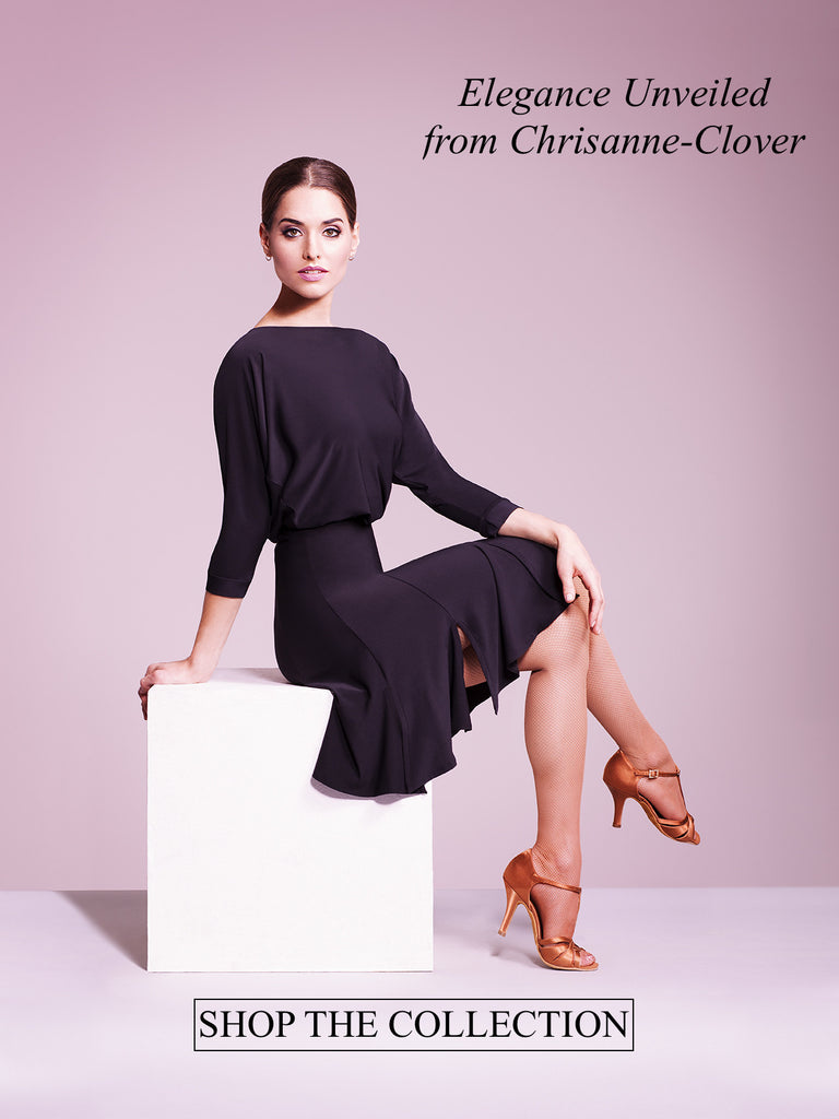 NEW Chrisanne-Clover Dancewear For You
