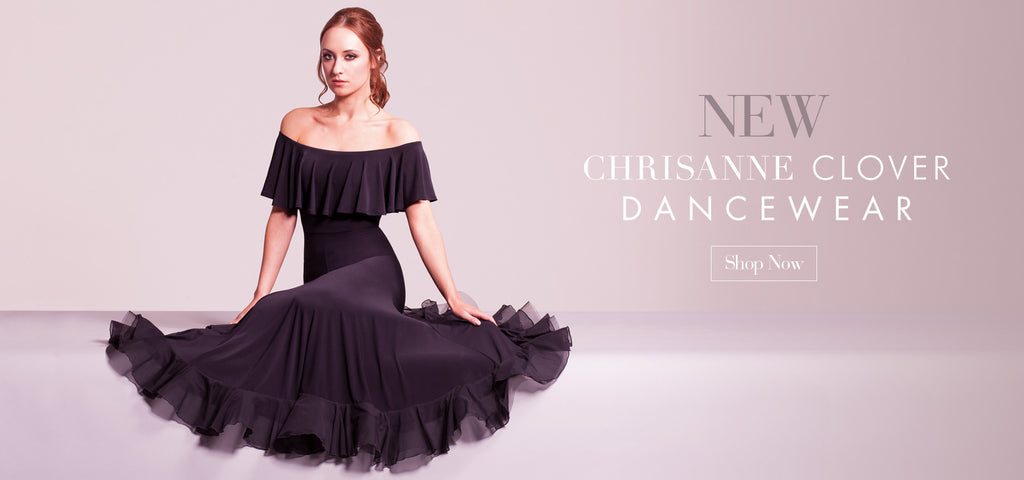 NEW Chrisanne Clover Dancewear For You