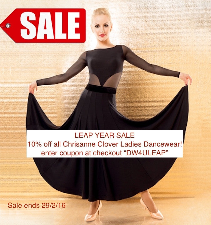 Leap year Sale !