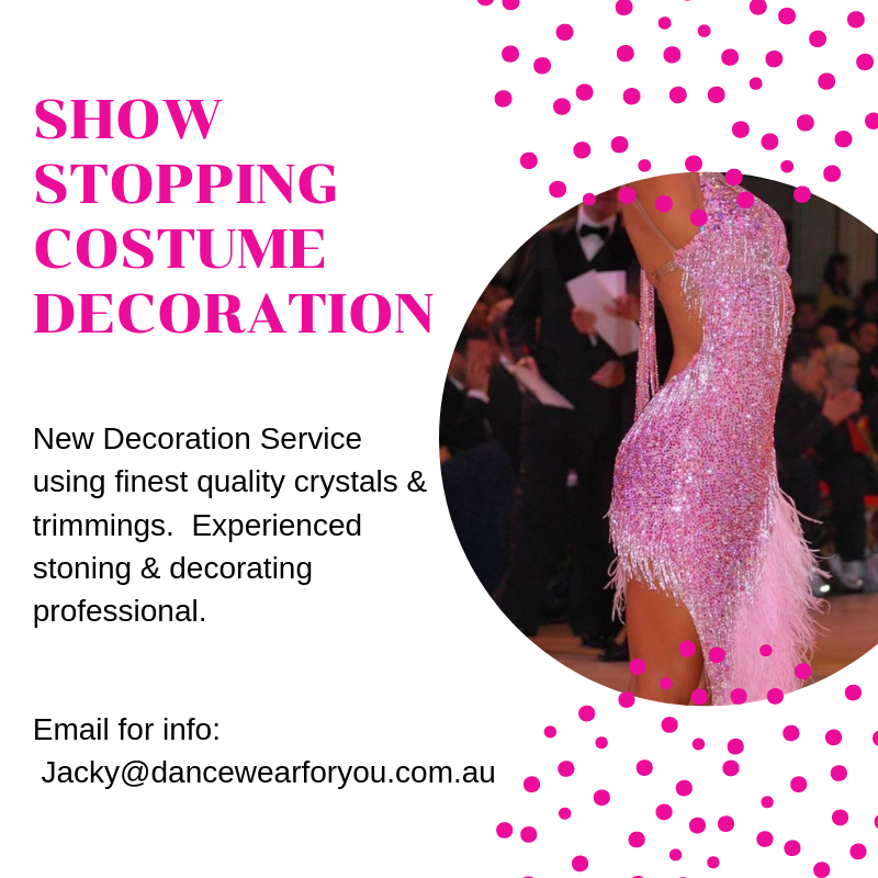 NEW Decorating Service!