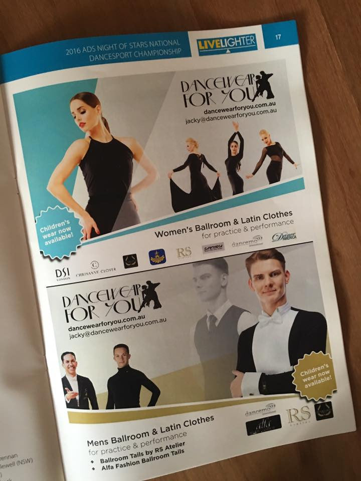 Night of Stars DanceSport WA