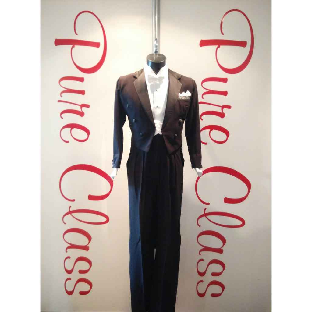 Pure Class Ballroom Tailsuits from Dancewear For You AUS & NZ