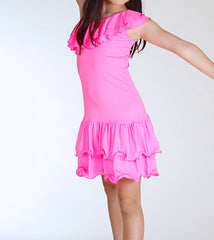 DanceAmo Girls Juvenile Dance Dress