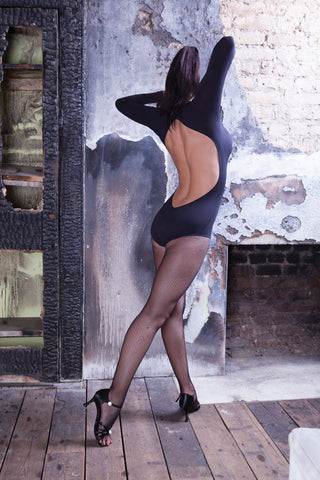 Vesa backless leotard from Dancewear For You Australia