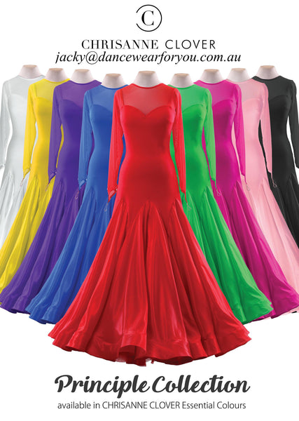 pre made professional ballroom dancesport dresses from dancewear for you australia