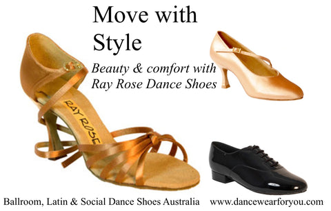 dance shoes for sale australia from dancewear for you australia, ray rose australia, ray rose ballroom and latin dance shoes australia