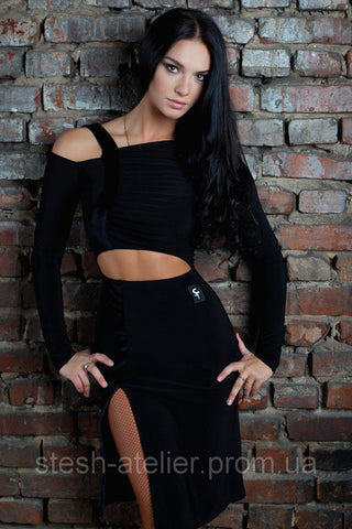 stesh latin dance dress from dancewear for you australia