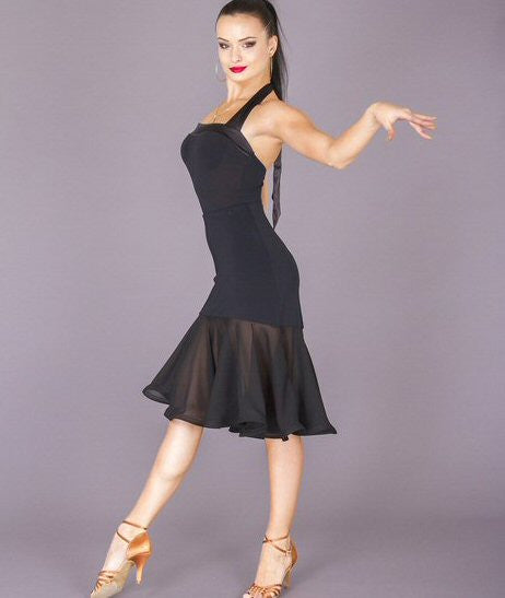 dsi black halter leotard from dsi dancewear for you australia