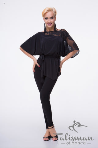 tunic top for dancewear, day wear, evening wear and special occasions from dancewear for you