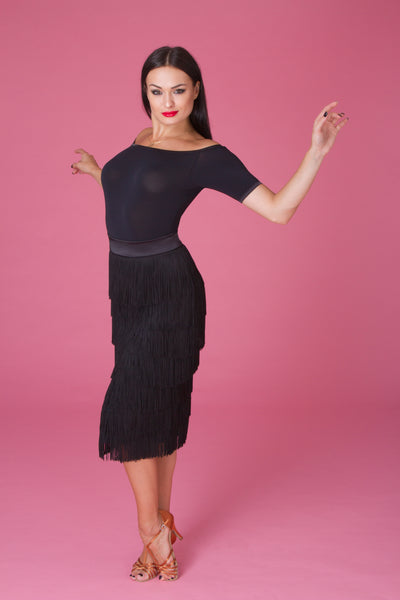 dsi long fringe latin skirt from dsi dancewear for you australia and nz dsi dancewear, fringe latin skirt