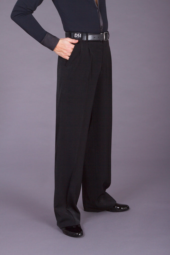 DSI Two Small Pleated Trousers with Pockets & Belt Loops 4006 from dsi australia