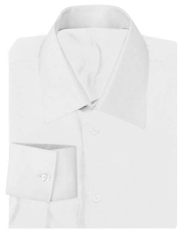 Pack of 2: DSI White Ballroom Practice Shirt 4096