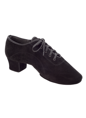 Worn & loved by Lucien Maart.  Dance Me Mens Latin Dance Shoes in Black Nubuck are perfect for Latin practice, performance and competition.  So comfy with flexible suede sole.  4cm Heel.