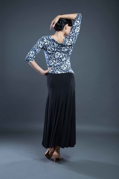 Santoria Rosemary Dance Top from Dancewear For You Ballroom and Latin Dancewear Australia