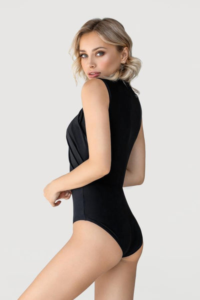 danza by dana spitsyna ladies wrap style bodysuit cross over wrap style leotard australia free shipping