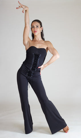 Santoria Dance Pants for ladies from Dancewear For You Australia