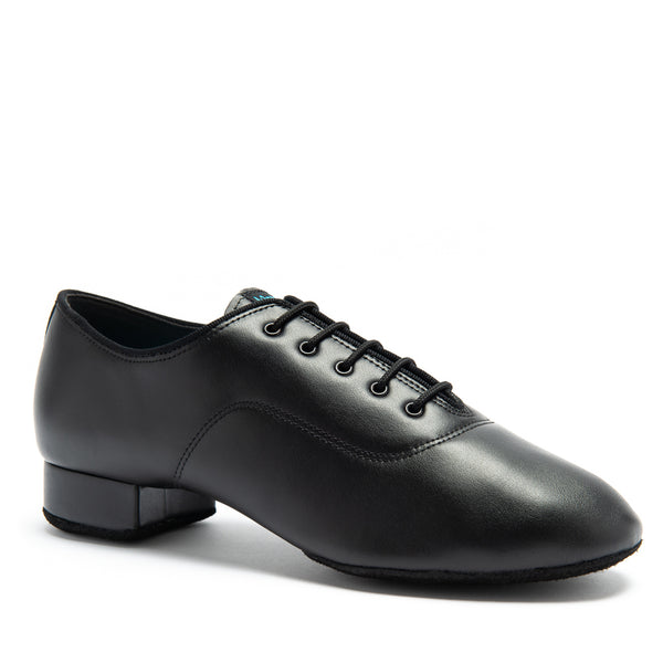 Mens Contra Pro Ballroom Shoe - Black Calf