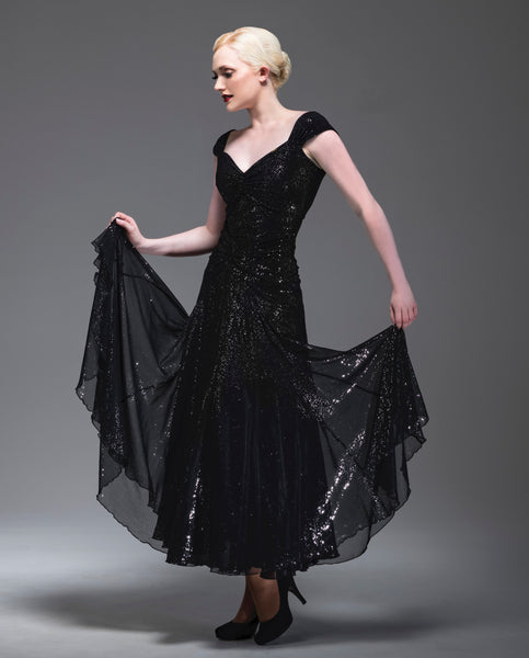 chrisanne clover lbd starlight collection ballroom and evening, formal, ball dress, cocktail dress from dancewear for you australia with free shipping