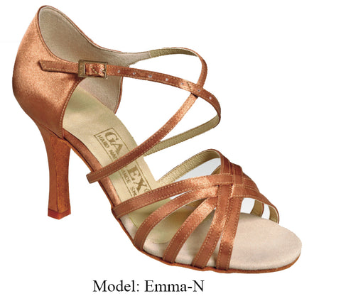 Emma Ladies Latin Shoe