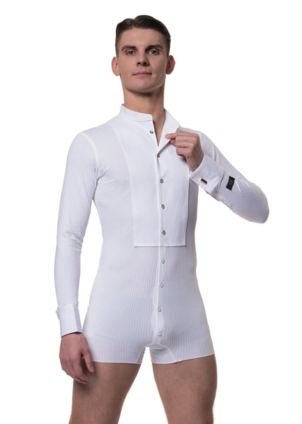rs atelier mens ballroom competition shirt from dancewear for you