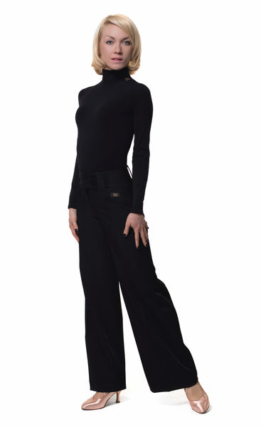 RS Atelier Luce half turtleneck ladies dance body suit from dancewear for you