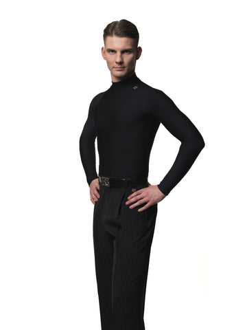 rs atelier mens arturo half turtleneck long sleeves body from dancewear for you