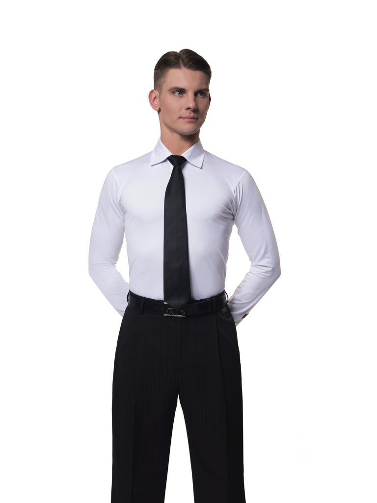 rs atelier mens ballroom dance shirt from dancewear for you australia