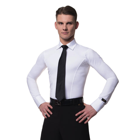 rs atelier mens special slim fit shirt from dancewear for you