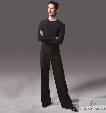 chrisanne clover mens latin dance trousers from dancewear for you australia and nz