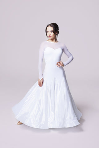 chrisanne clover ballroom dress from dancewear for you australia