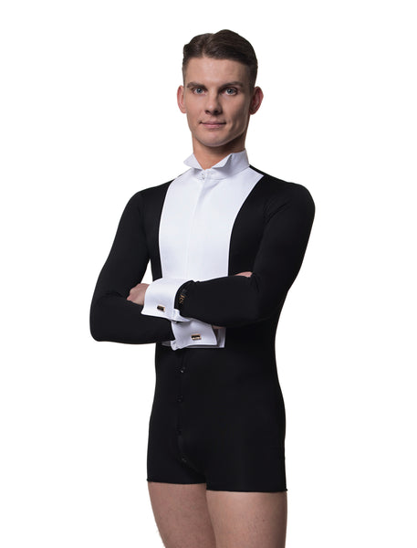 rs atelier milord full stretch ballroom competition shirt from dancewear for you