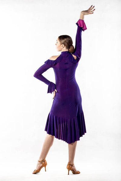 dancebox flamenco latin and tango dancewear dress from dancewear for you australia