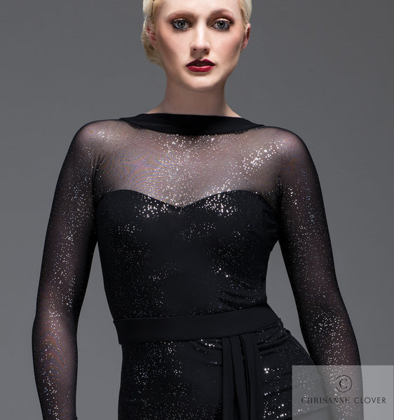 chrisanne clover lbd starlight collection latin and cocktail dress from dancewear for you australia with free shipping